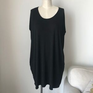 Wilfred Free Black Shirt Dress